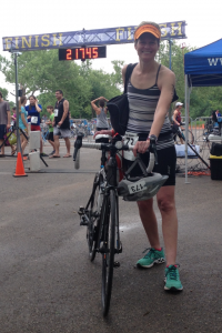 First tri After