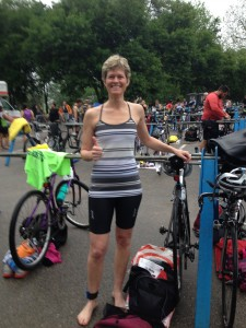 First tri Before